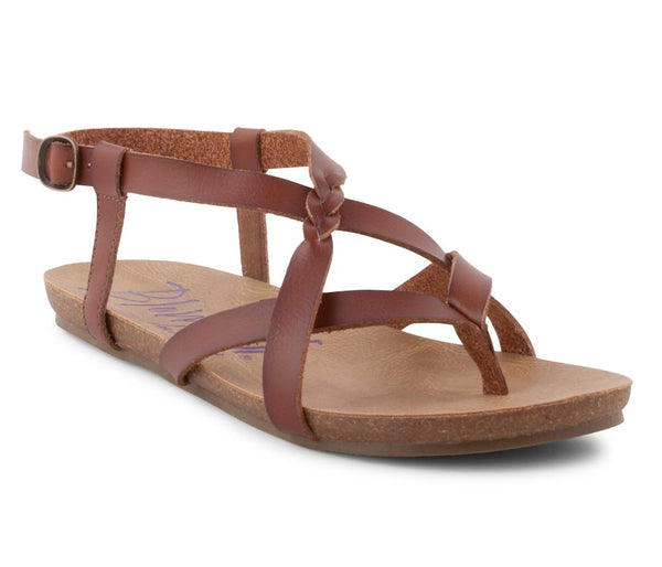 Scotch Dye Cut Granola-B Sandals by Blowfish Malibu