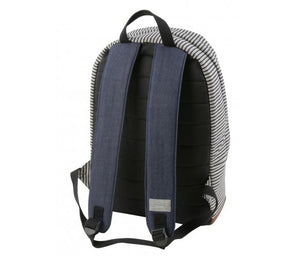 Stinson Echo Backpack Denim Stripe by Hex