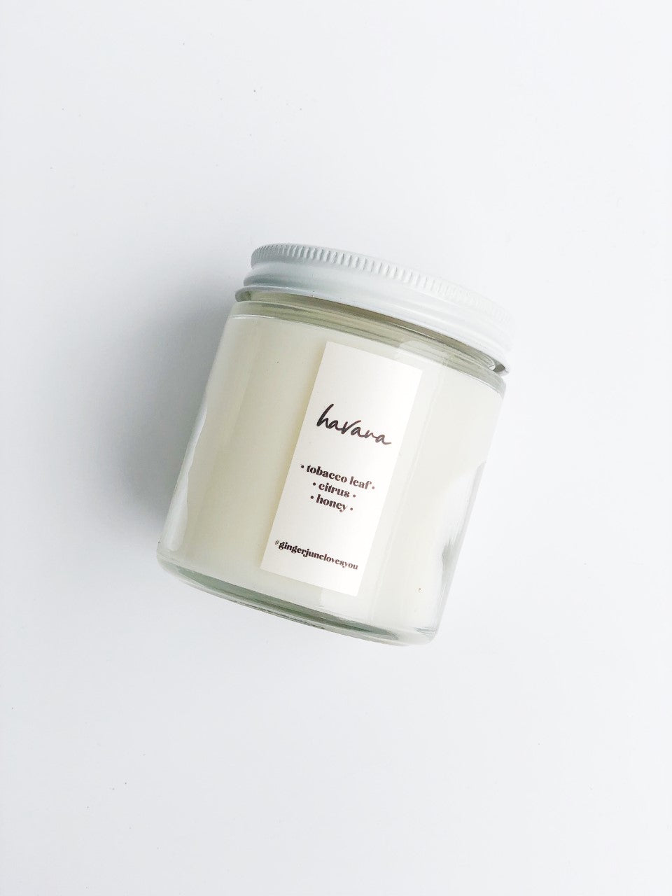 Handsome AF Candle by Ginger June x Thread + Seed