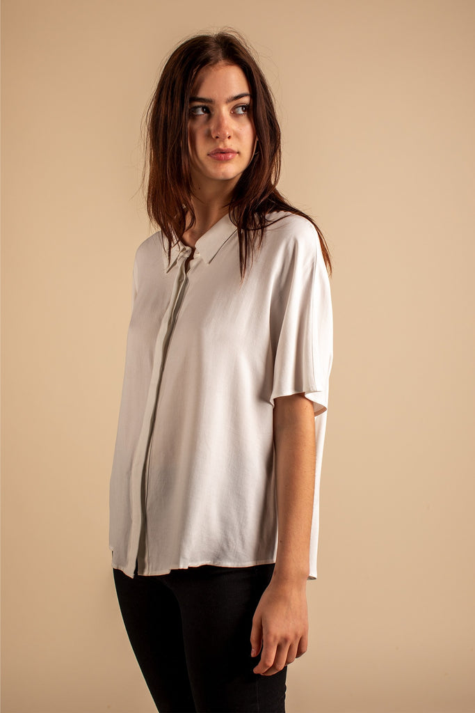 The Luka Button Down Top
