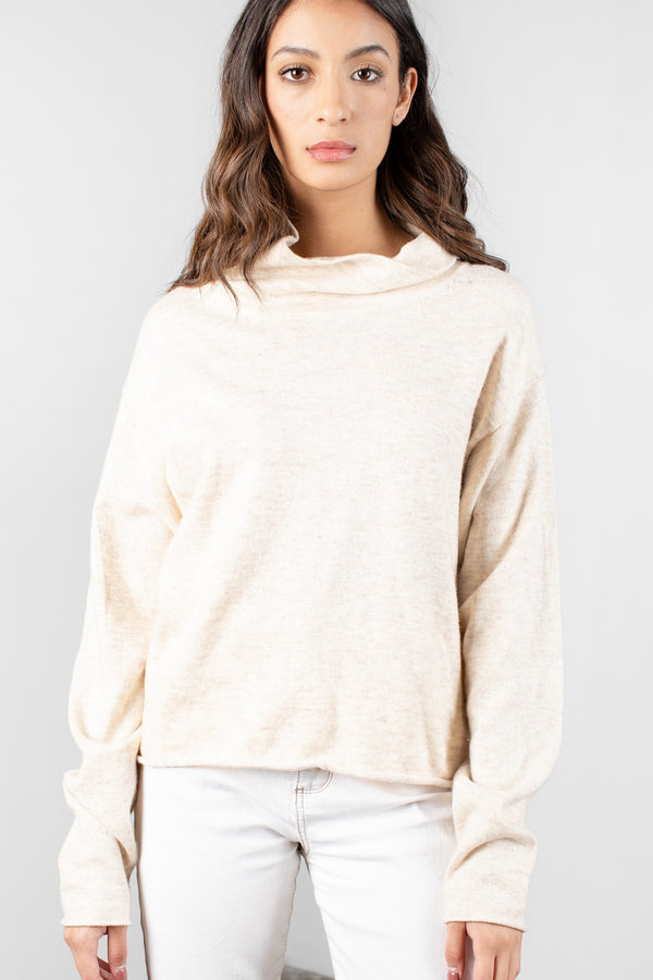 The Holland  High Neck Top