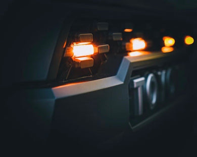 3rd Gen Tacoma Molded LED Raptor Lights (16-21)