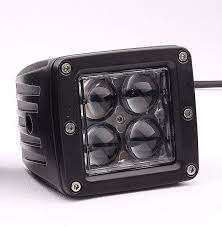 "3"" 24W LED Light Cubes"