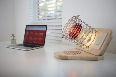 Image of Zero EMF Desk Therapy Light