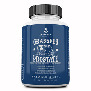 Grass Fed Prostate With Liver