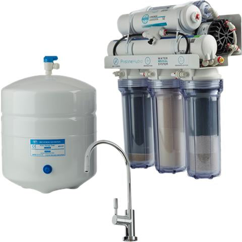 Pristine Hydro Under-Counter Water System