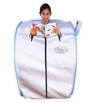 Image of Relax Far Infrared Sauna (CONTINENTAL US)