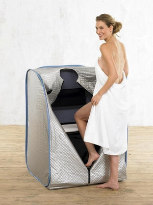 Relax Far Infrared Sauna (Rest of The World)