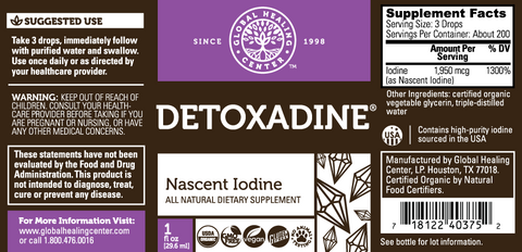 Image of Detoxadine 1oz