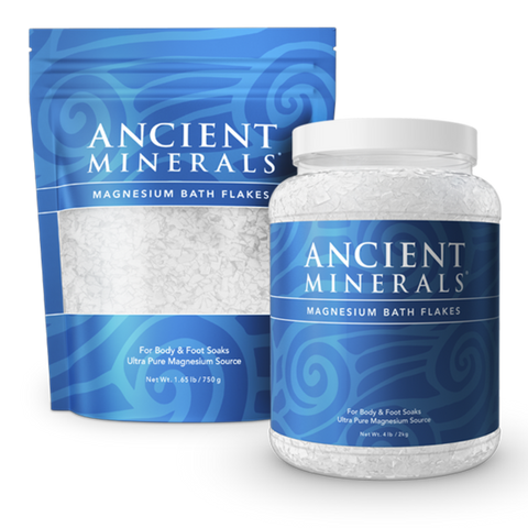 Image of Ancient Minerals Magnesium Bath Flakes
