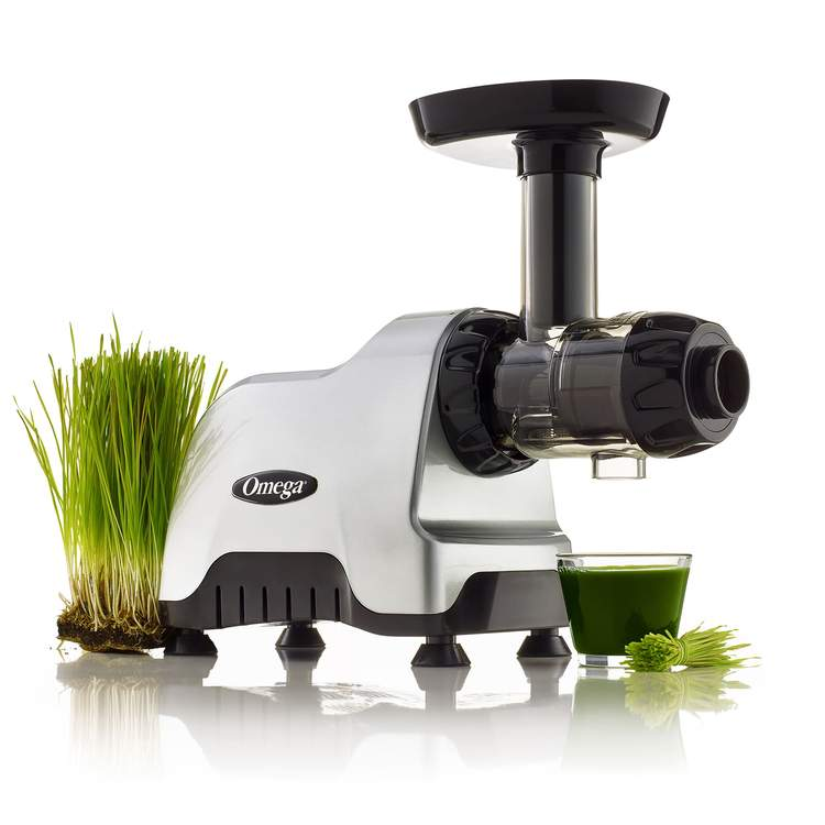 Omega CNC80S Compact Juicer and Nutrition System