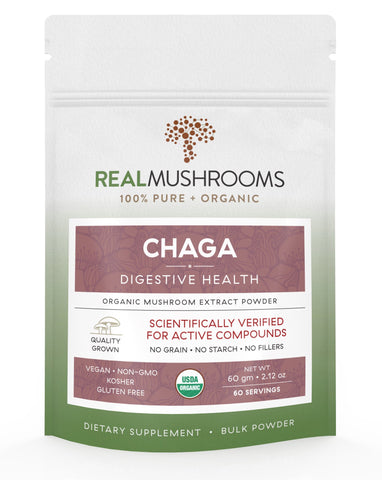 Image of Chaga Extract - 60g Bulk Powder