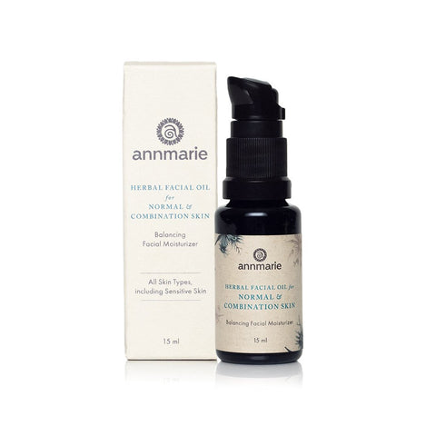 Image of Herbal Facial Oil For Normal & Combo Skin