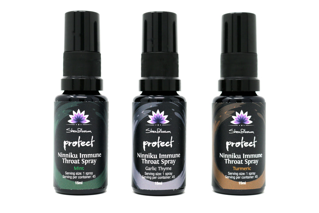 Protect Formula - Ninniku Immune Throat Spray