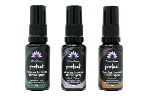 Image of Protect Formula - Ninniku Immune Throat Spray