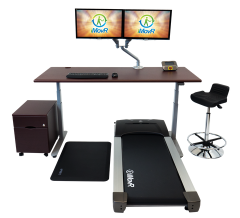 Image of Lander Treadmill Desk