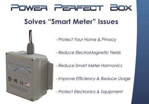 Power Perfect Box - Whole House Dirty Electricity Filter