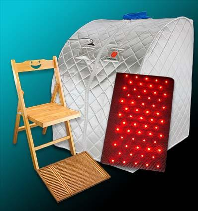 Image of Therasage Portable Saunas 360 PLUS