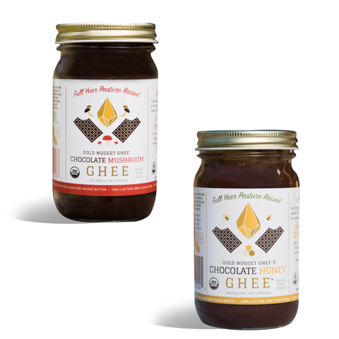 Chocolate Pow Wow Bundle Ghee
