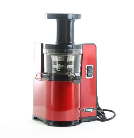 Image of Omega VSJ843QS 43 RPM Vertical Square Low-Speed Juicer
