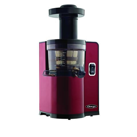 Omega VSJ843QS 43 RPM Vertical Square Low-Speed Juicer