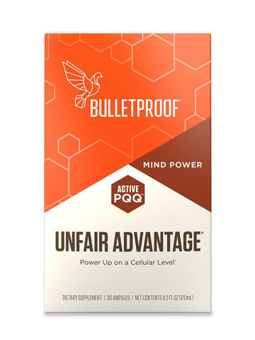 Image of Bulletproof Unfair Advantage