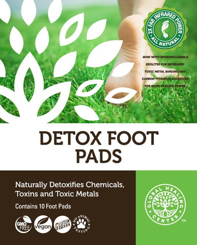 Image of Detox Foot Pads