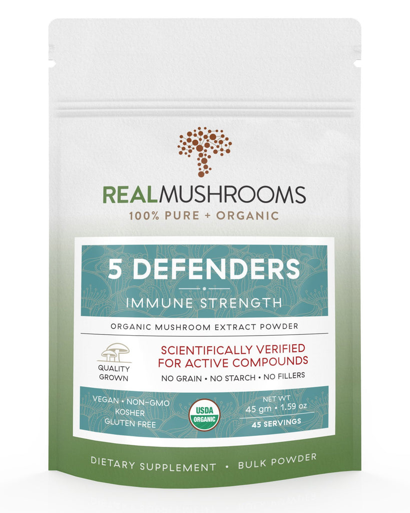 5 Defenders - 45g Bulk Powder