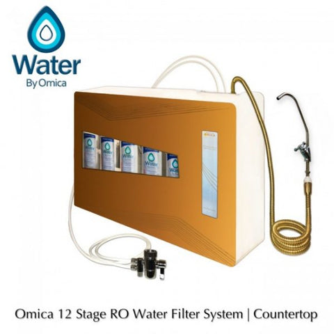 Image of Omica Organics 12 Stage RO Water System