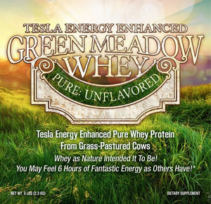 Green Meadow Whey - 5 lb. Container