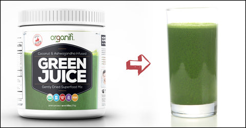 Image of Organifi Green Juice Powder