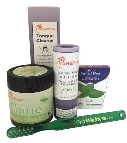 Image of Healthy Teeth & Gums Starter Kit