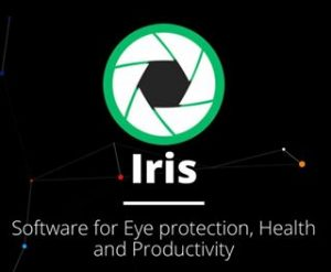 Iris Blue Blocking Software