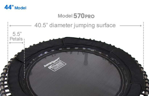 Image of Pro Fitness Trampoline Model 570