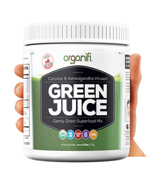 Organifi Green Juice Powder
