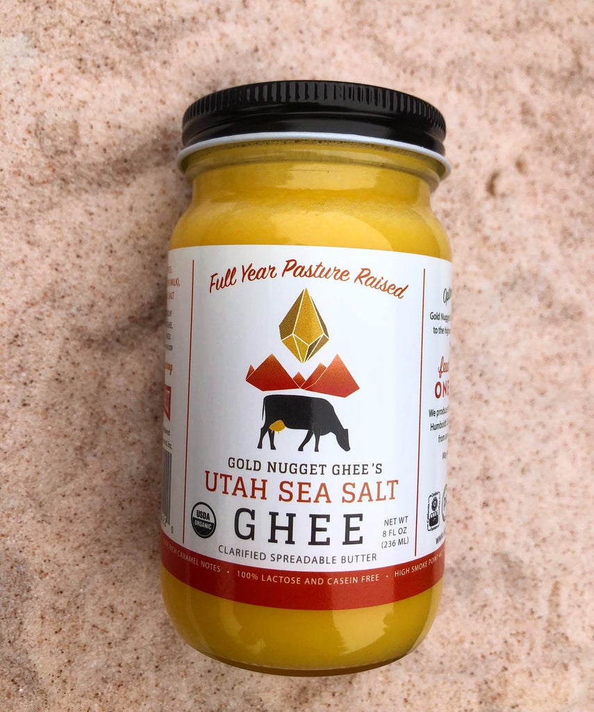Utah Sea Salt Ghee