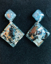 CD Gem Stud and Dangle Earrings