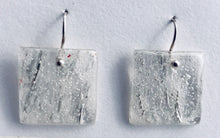 CD Gem Earrings with Sterling Silver Hooks