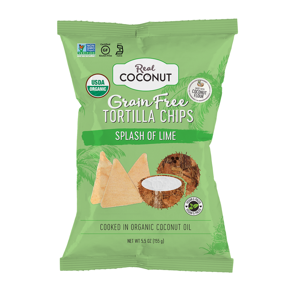 Splash of Lime Tortilla Chips