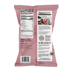 Himalayan Pink Salt Tortilla Chips