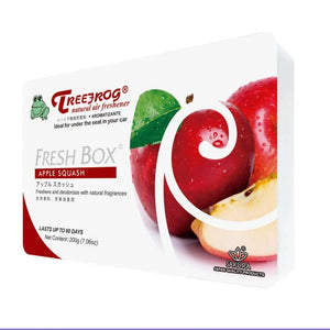 Treefrog Fresh Box - Apple Squash - VINYL HOUZE