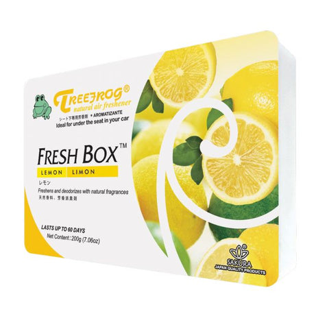 Treefrog Fresh Box - Lemon Limon - VINYL HOUZE
