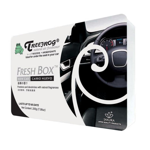 Treefrog Fresh Box - New Car - VINYL HOUZE
