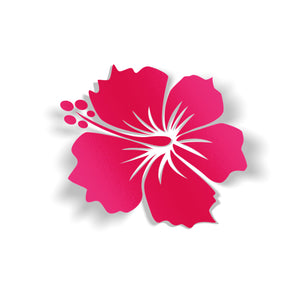 Hawaii Hibiscus Flower - VINYL HOUZE