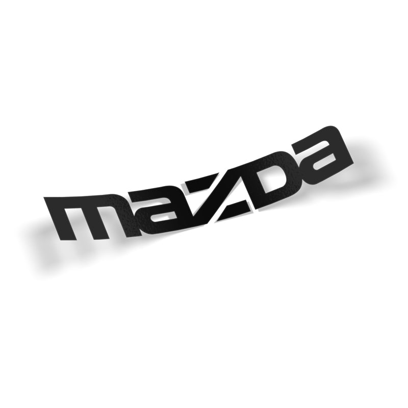 Mazda Decal Sticker - VINYL HOUZE