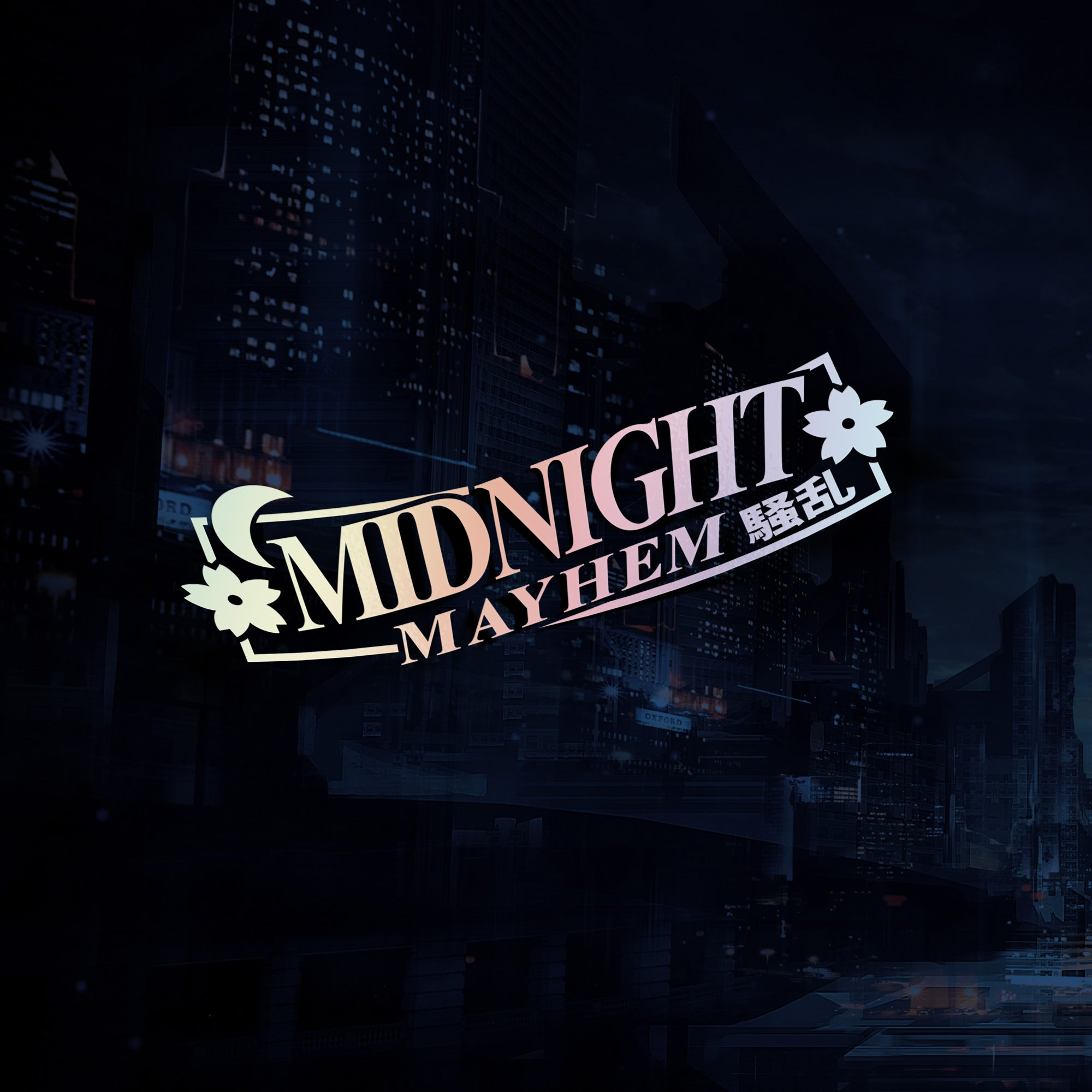 Midnight Mayhem v2 - VINYL HOUZE