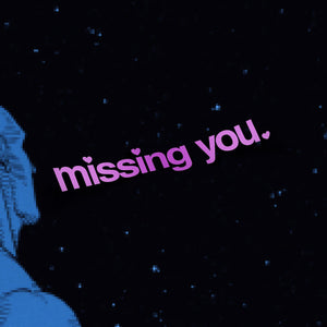 Missing you. - VINYL HOUZE