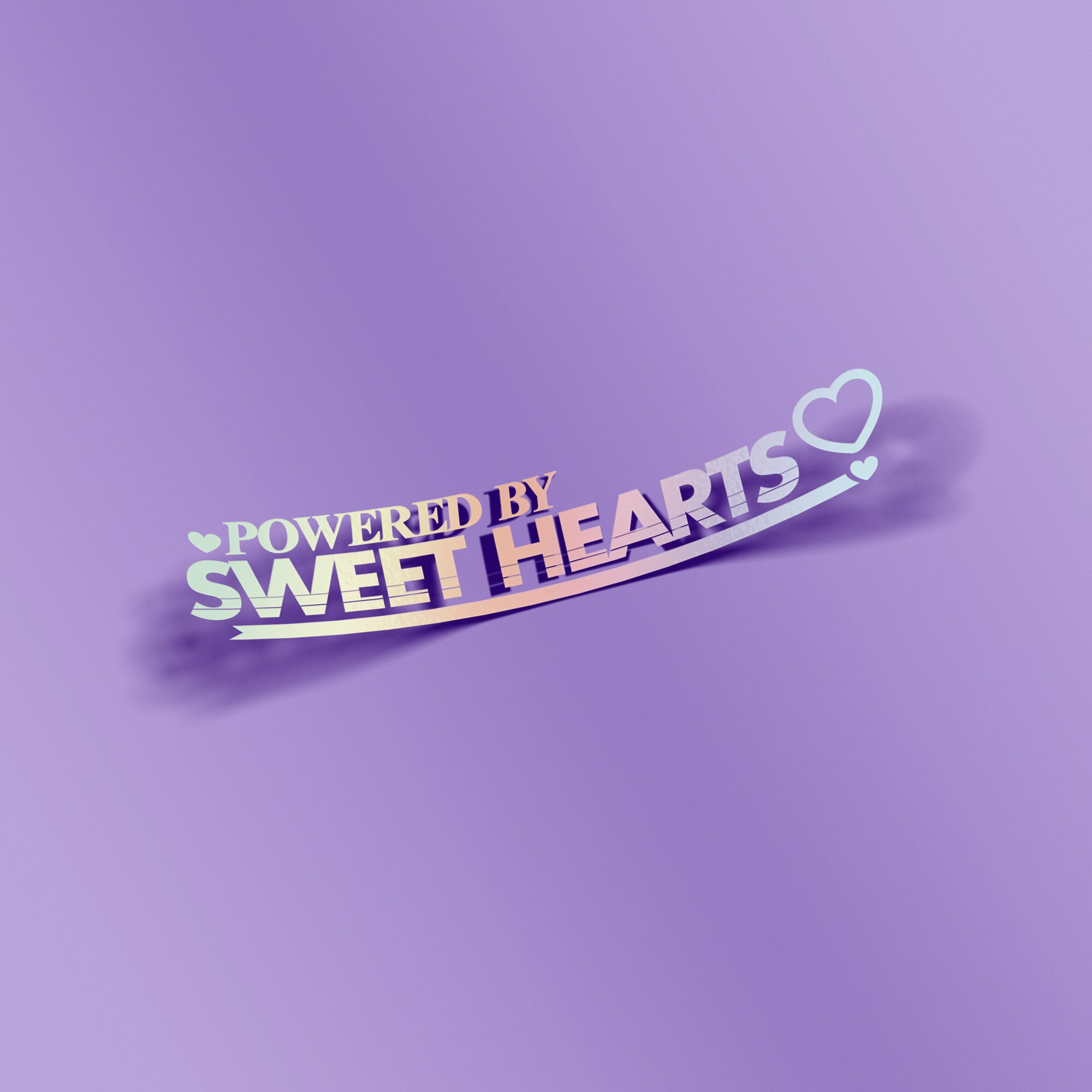 Powered by Sweethearts - VINYL HOUZE