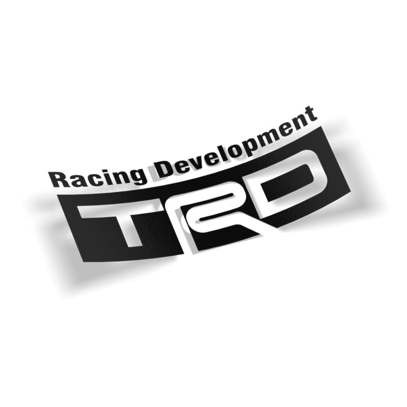 Racing Development TRD Sticker