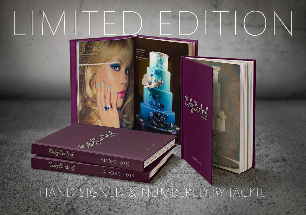 Limited Edition Hardcover Book - Adore 2013 Pre-Order